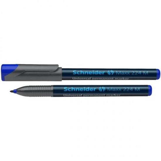 Μαρκαδόρος Διαφανειών Schneider 224 M 1.0mm