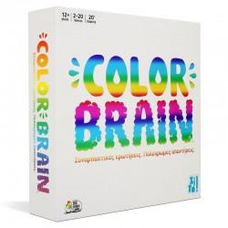Επιτραπέζιο Παιχνίδι Color Brain